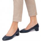 Pantofi dama Saundra Bleumarin