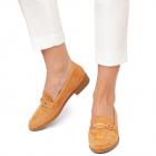 Pantofi dama Margaret smart office Galben