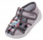 Pantofiori decupati baietei Michas