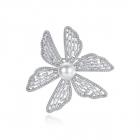 Brosa floare cu perla Monserrat