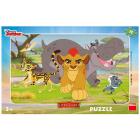 Puzzle Garda Felina 15 piese