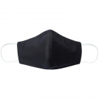 Masca de protectie reutilizabila B1 Bumbac 3 straturi Negru