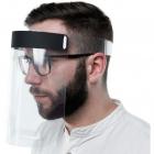 Viziera protectie fata Protective Helmet Reglabila Policarbonat Transp