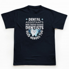 Tricouri stomatologi Dental Assistants El