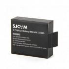 Baterie tip acumulator Li ion SJCAM 900mah 3 7V Negru