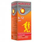 Reckitt Benckiser Nurofen Junior cu aroma de capsuni susp orala x 100m