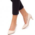 Pantofi dama Cloraka Bej