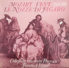 VINIL WOLFGANG AMADEUS MOZART LE NOZZE DI FIGARO ARRANGED FOR 2 OBOES