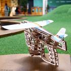 Puzzle 3D Flight Starter din lemn Ugears