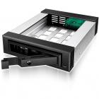 Rack HDD Icy Box IB 129SSK 2 5 inch 3 5 inch SATA Black