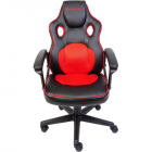Scaun gaming Python Black Red