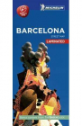 Barcelona Michelin City Map 9205 Laminated City Plan