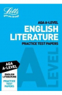 AQA A Level English Literature B Practice Test Papers