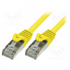 Patchcord CP1057D Cat5e 2m Yellow