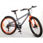 Bicicleta E L Rocky 24 inch 6 viteze portocalie
