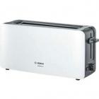 Prajitor de paine Long Slot TAT6A001 Termostat Timer Alb