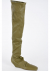 Leather STRETCH BOOT JORDAN SOLE Boots MOSS