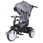 Tricicleta 10050292001 JAGUAR EVA Wheels impingator reglabil Grey Star