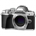 Aparat foto Mirrorless E M10 Mark III 16 1 Mpx Silver Body