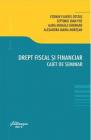 Drept fiscal si financiar Caiet de seminar Cosmin Flavius Costas Septi