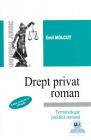 Drept privat roman 2011 Emil Molcut