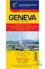 Geneva Harta turistica si rutiera