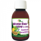 Worm end inamicul parazitilor 100ml AYURMED