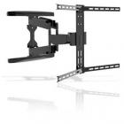 Suport universal LCD slim negru 37 80 max 50 kg Jolly