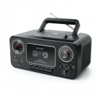 Radio casetofon CD M 182 RDC Black