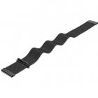 Curea smartwatch Milanese Loop Negru pentru Samsung Gear S3 Watch 46mm