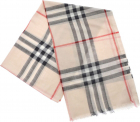 Giant Lightweight Check Scarf