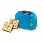 Prajitor de paine EKT003B EKT003 Smiley 3 1 750W Blue