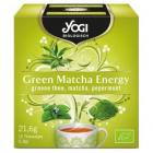 Ceai Bio Green Matcha Energy 12 pliculete 21 6 grame