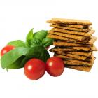 Crackersi Mediteraneeni cu Rosii si Busuioc 1 Kg