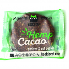 Cookie cu Seminte de Canepa si Cacao fara Gluten Eco 50 grame