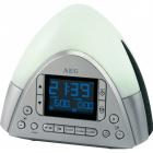 Radio cu ceas si lumina ambientala AEG SRC 4113