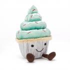 Jucarie de plus Minty Cutie Cupcake