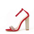 Sandale rosii Agness