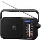 Radio portabil RF 2400DEG K FM AM Negru