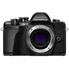 Aparat foto Mirrorless E M10 Mark III 16 1 Mpx Black Body