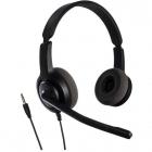 Casti cu microfon Voice PC28 duo NC Compatibil Softphone si Smartphone