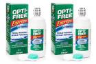 OPTI FREE Express 2 x 355 ml cu suporturi