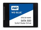 WD SSD 2TB BLUE 2 5 SATA3 WDS200T2B0A