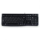Tastatura K120 USB neagra