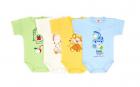 Body pentru bebelusi cu imprimeu Modele diverse