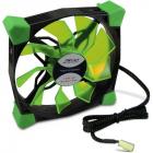 Ventilator CobaNitrox Xtended N 120 GR 120mm Green LED