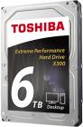 Hard disk Toshiba X300 6TB SATA III 7200 RPM 128MB Bulk