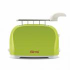 Prajitor de paine Girmi TP11 800W 6 niveluri de rumenire verde