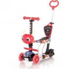 Trotineta pentru copii 10390030002 Smart Plus 0 20kg Red