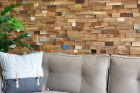 Panouri decorative 3D Tec Palma 8 placi 20x73cm